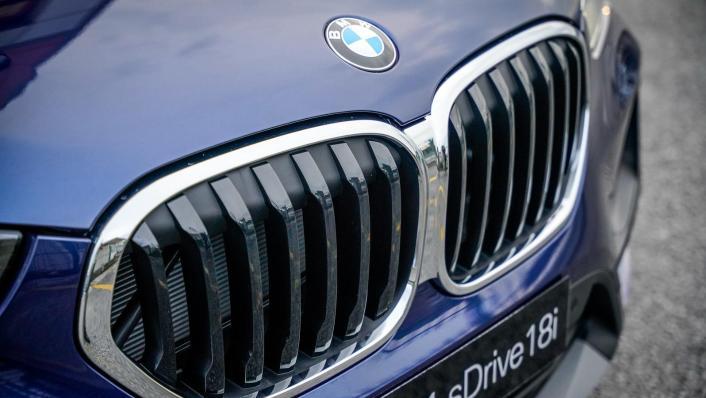 2020 BMW X1 sDrive18i Exterior 006