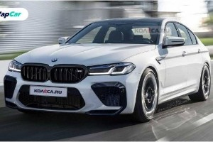 F90 BMW M5 LCI Rendered: June 17 Unveiling