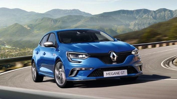 Renault Megane (2018) Exterior 003