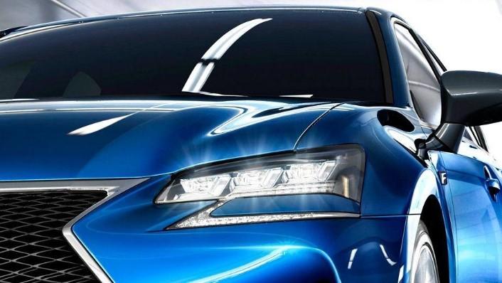 Lexus GS (2018) Exterior 008