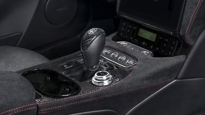 2018 Maserati GranTurismo GranTurismo MC Interior 004
