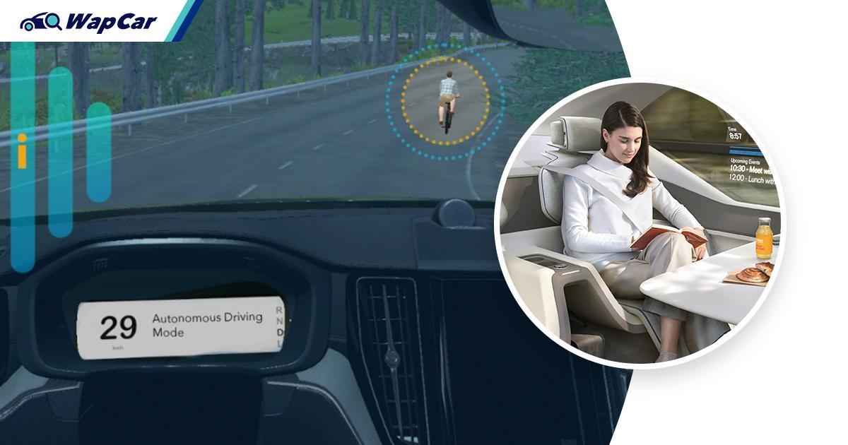 Volvo says they'll be responsible if accidents happen during autonomous driving 01