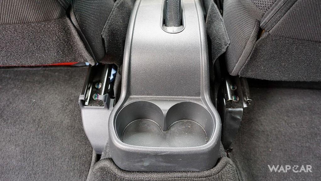 2018 Perodua Myvi 1.3 X AT Interior 047