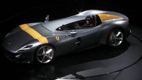Ferrari Monza SP1 (2019) Exterior 009