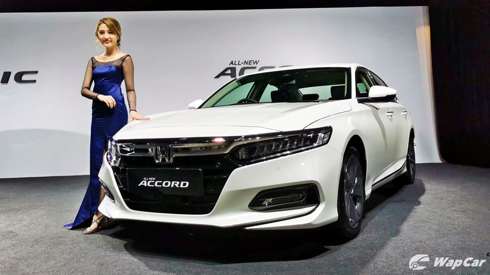 Malaysia's Honda Accord makes more power than Thailand's – 11 PS/17 Nm more, why? 02
