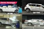 Carta Tertinggi: Kereta paling selamat berdasarkan markah ASEAN NCAP