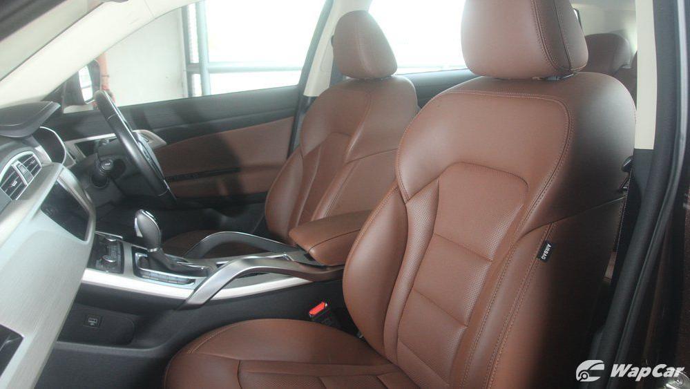 2018 Proton X70 1.8 TGDI Premium 2WD Interior 096