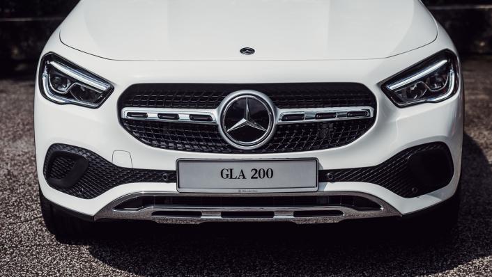 2021 Mercedes-Benz GLA 200 Exterior 009