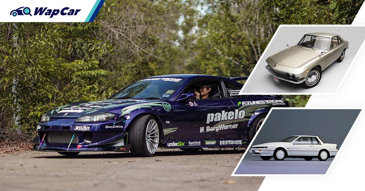 The Nissan Silvia is more than just a drift missile, meet its less popular generations 01