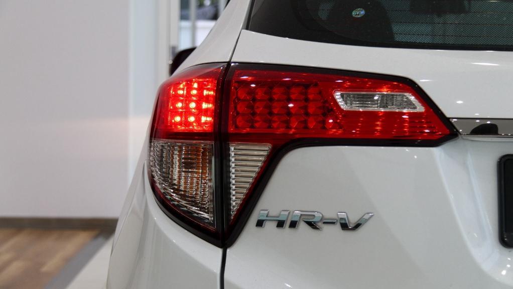 2019 Honda HR-V 1.5 Hybrid Exterior 011
