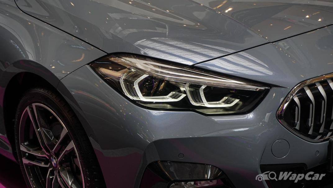 2020 BMW 2 Series 218i Gran Coupe Exterior 031