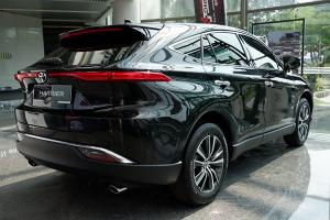 Toyota Harrier will fail in Malaysia? It just hit its 2021 sales target in 1 week