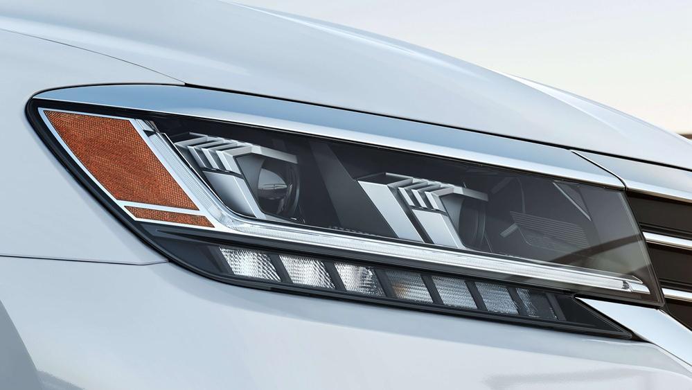 2020 Volkswagen Passat Exterior 017