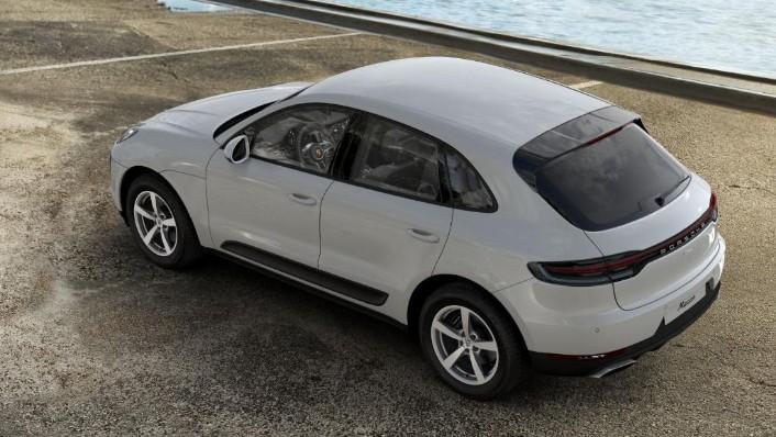 Porsche Macan (2019) Exterior 008
