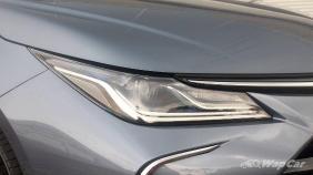 2020 Toyota Corolla Altis 1.8G Exterior 009