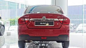 2018 Proton Saga 1.3 Premium CVT Exterior 006