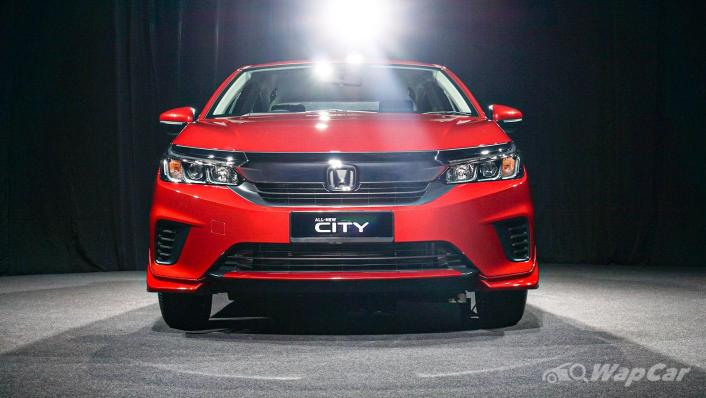 2020 Honda City 1.5L E Exterior 002