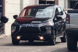 Spied: 2020 Mitsubishi Xpander spotted in Malaysia, launching soon?