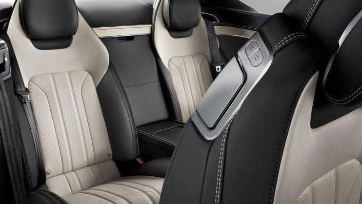 Bentley Continental (2019) Interior 009