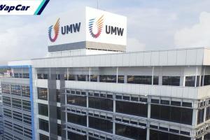 UMW dalam 'gear enam', 3,845 Toyota dan 16,894 Perodua terjual untuk Januari 2021