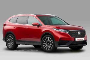 Rendered: All-new 2022 Honda CR-V – Inspired by the HR-V