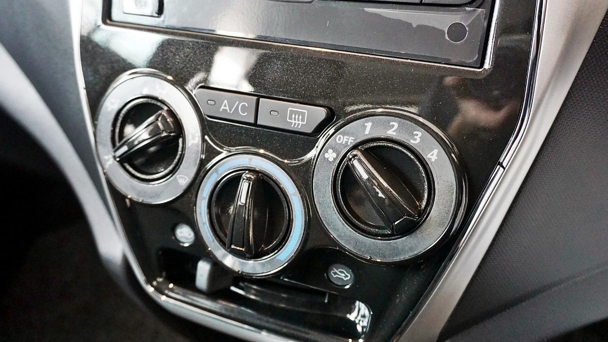 2019 Perodua Axia Style 1.0 AT Interior 067