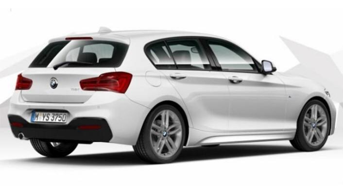 BMW 1 Series (2019) Exterior 005