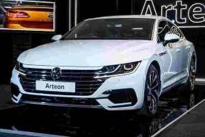 Take a look at this Volkswagen Arteon R-Line in Malaysia, sexy!