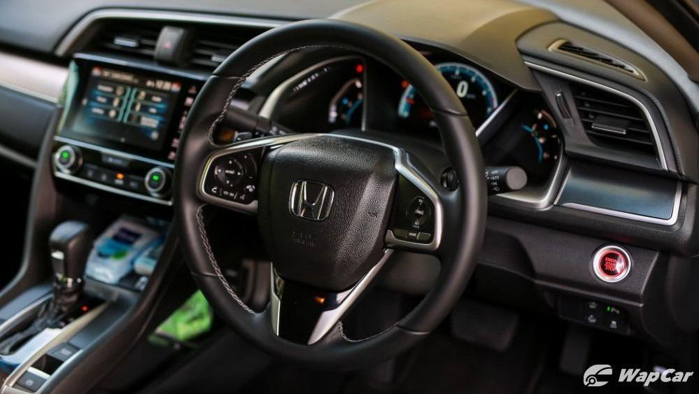 2018 Honda Civic 1.5TC Premium Interior 003