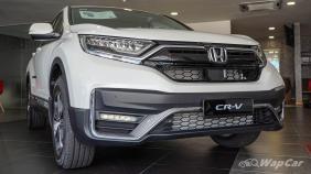 2021 Honda CR-V 1.5 TC-P 4WD Exterior 005