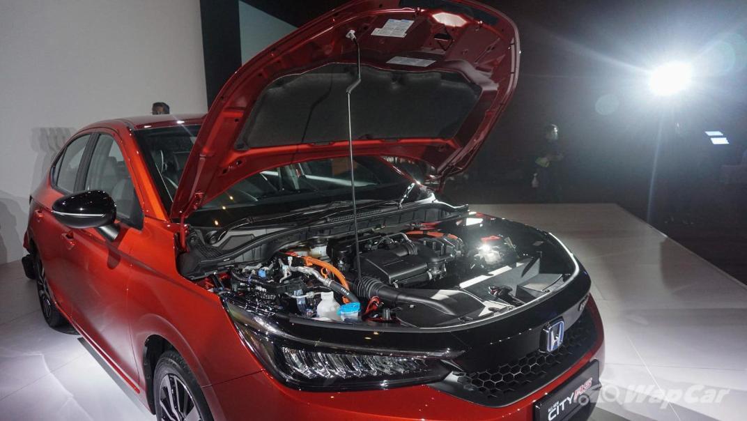 2020 Honda City RS 1.5 Hybrid Others 002