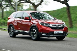 Ratings - Honda CR-V's performance and ride comfort, high marks for engine performance