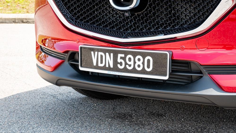 2019 Mazda CX-5 2.5L TURBO Exterior 016