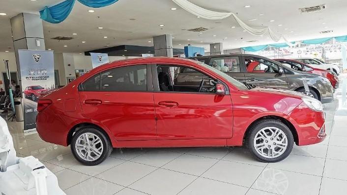 2018 Proton Saga 1.3 Premium CVT Exterior 004