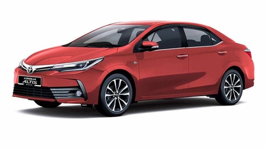 Toyota Corolla Altis (2018) Others 006