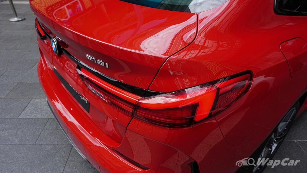 2020 BMW 2 Series 218i Gran Coupe Exterior 049