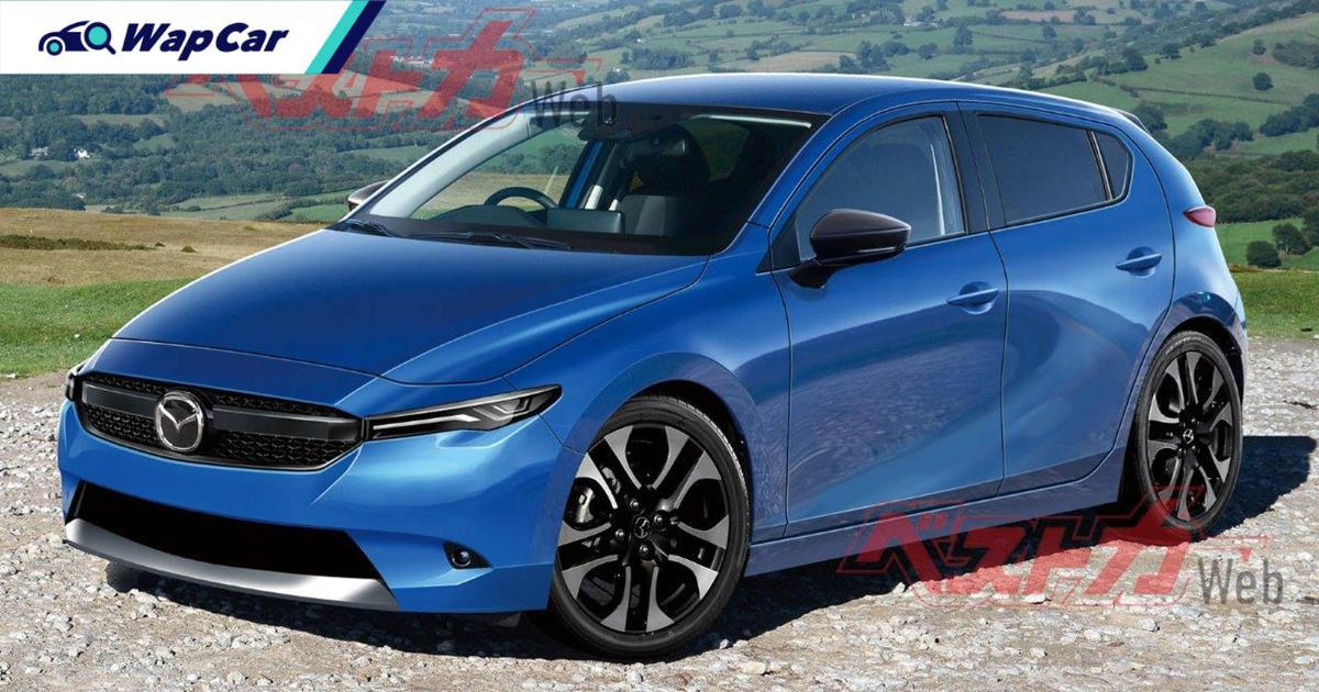 All-new 2022 Mazda 2 to start Thailand production in Q2 2022, to come with hybrid option 01