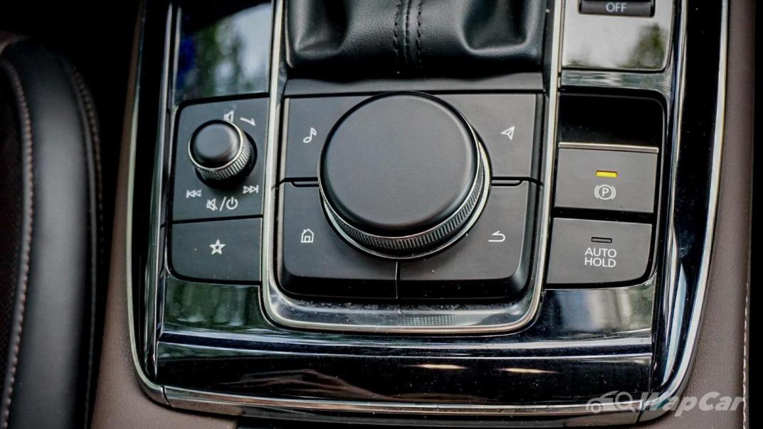 2020 Mazda CX-30 SKYACTIV-G 2.0 High Interior 021