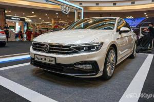 2020 Volkswagen Passat R-Line kini rasmi! Tambahan aksesori mewah, DCC, harga RM 203,411!