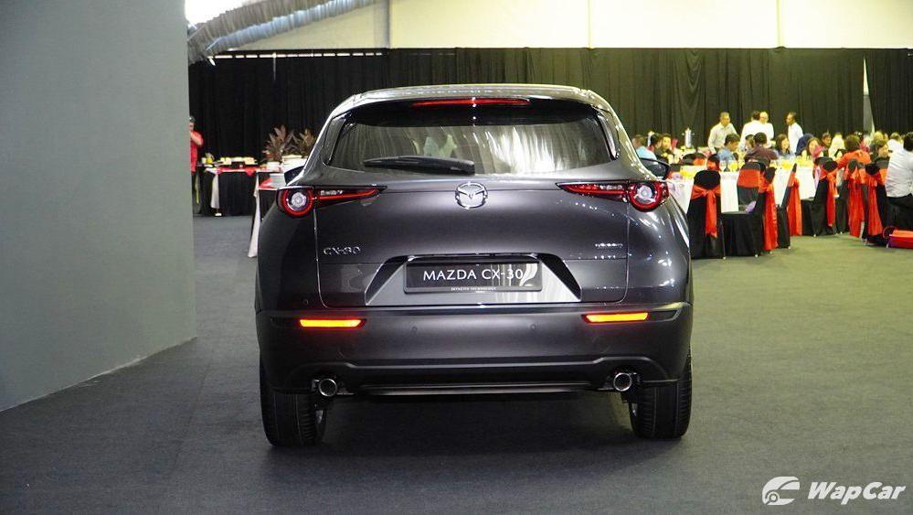 2020 Mazda CX-30 Exterior 025