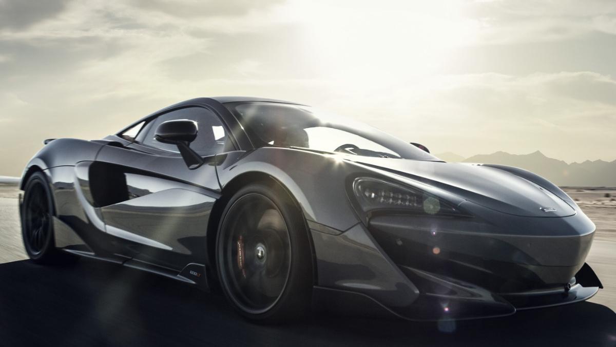 McLaren 600LT(2019) Exterior 005