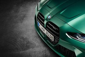 What's the deal with BMW's grille?