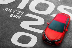 New 2021 Toyota Vios facelift to launch in Philippines via Facebook live stream