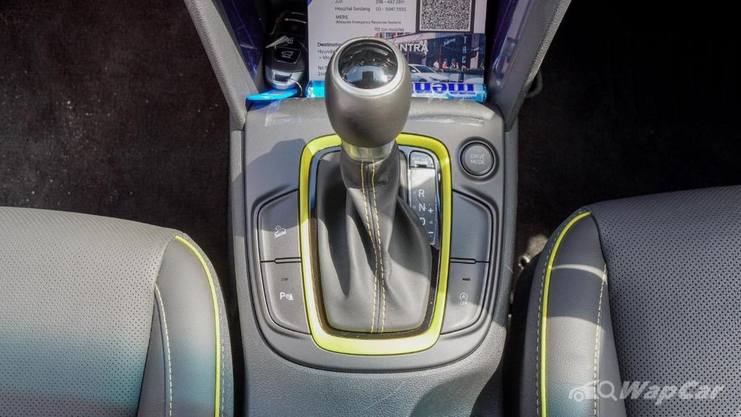 2020 Hyundai Kona 1.6 T-GDi High Interior 017