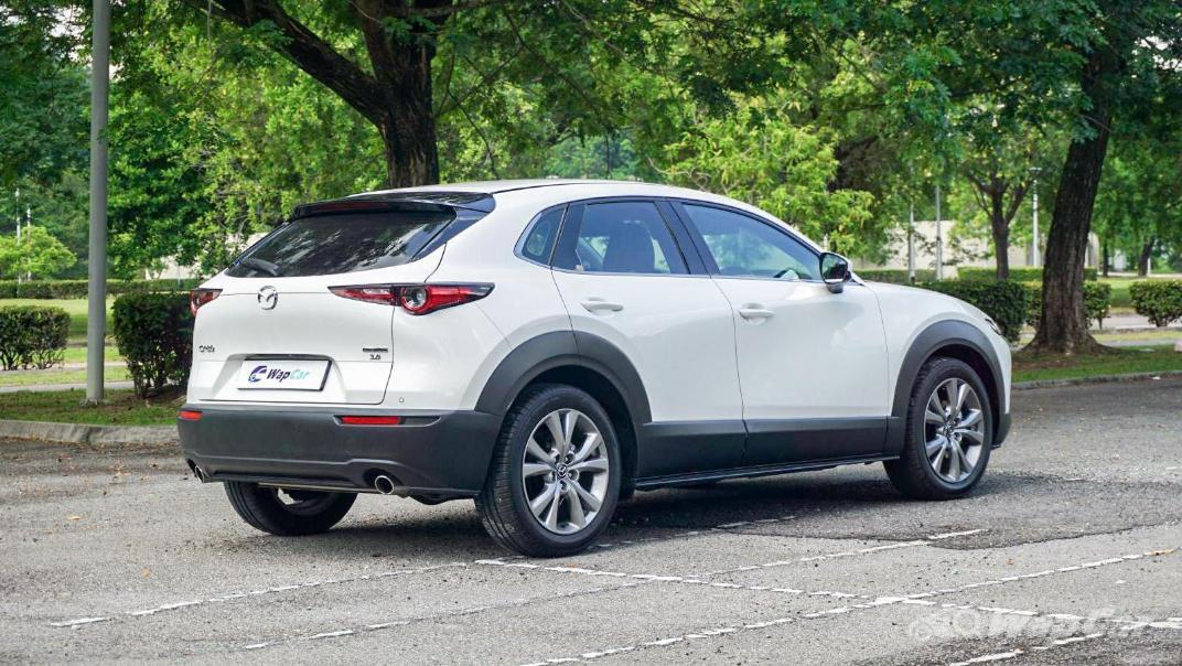 2020 Mazda CX-30 SKYACTIV-G 2.0 High Exterior 005