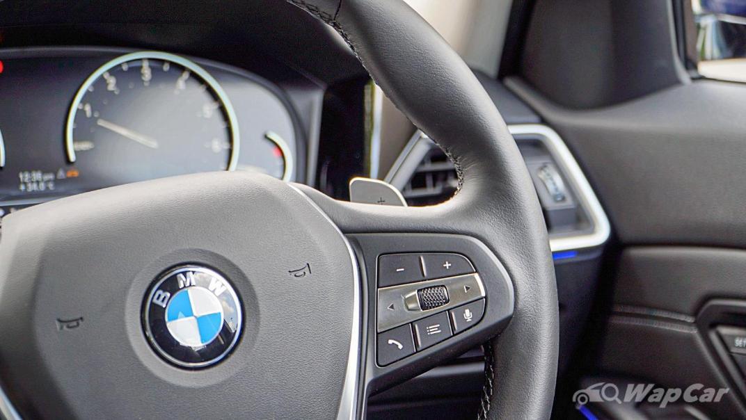 2020 BMW 3 Series 320i Sport Interior 011