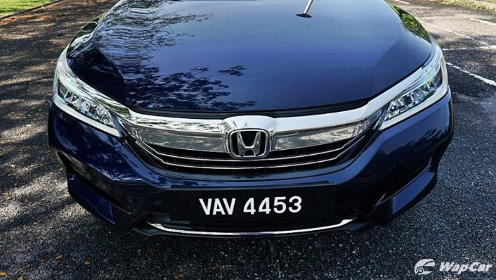 2018 Honda Accord 2.4 VTi-L Advance Exterior 009