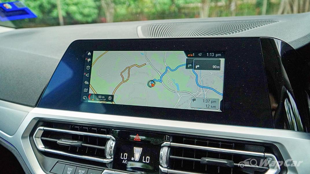 2020 BMW 3 Series 320i Sport Interior 020