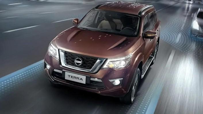 2020 Nissan Terra International Version Exterior 004