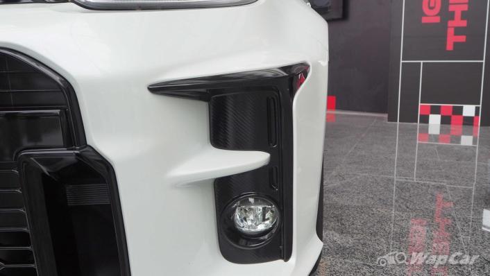 2021 Toyota GR Yaris Exterior 009